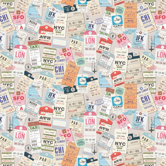 Legami: Wrapping Paper - Tag