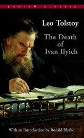 Death Of Ivan Ilyich by Leo Tolstoy image
