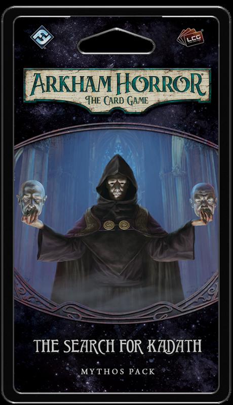 Arkham Horror LCG: The Search for Kadath - Scenario Pack