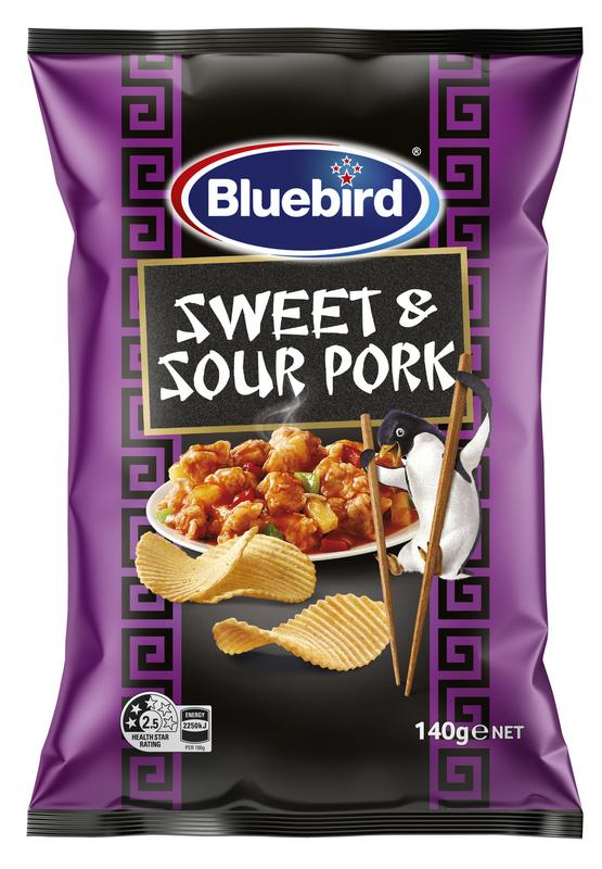 Bluebird Original Sweet & Sour Pork 140g