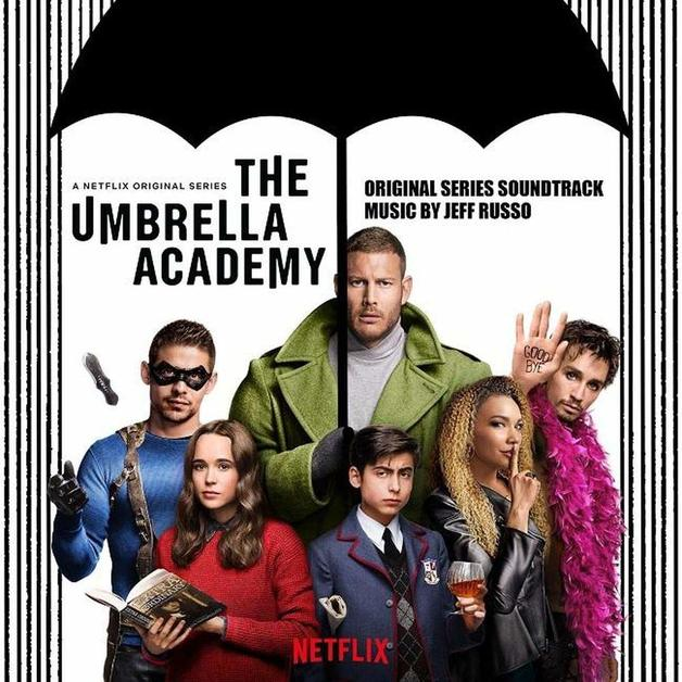 The Umbrella Academy - Original Soundtrack (Deluxe Edition) by Jeff Russo