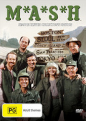 MASH - Complete Season 11 (3 Disc Box Set) on DVD