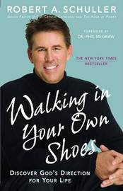 Walking in Your Own Shoes by Phillip McGraw image