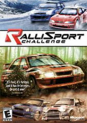 Rallisport Challenge for PC