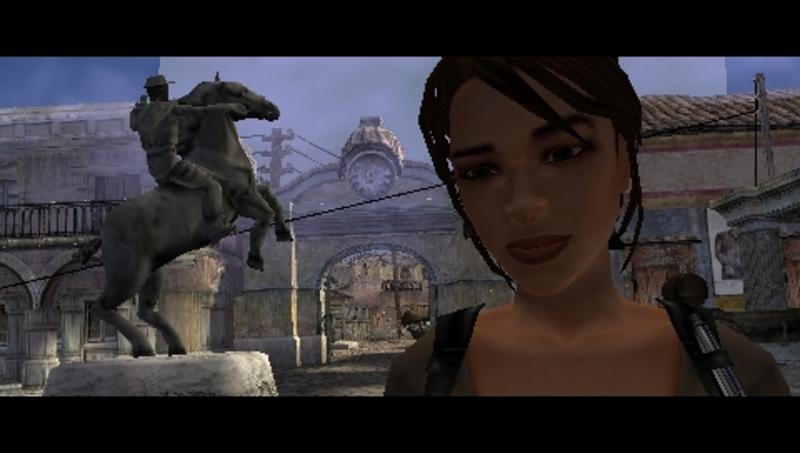 Tomb Raider: Legend (Essentials) screenshot