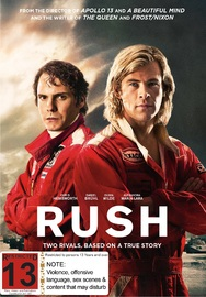 Rush on DVD