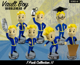 "Fallout 3 Vault Boy 5"" Bobble Head - Series 2 Collection"
