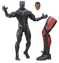 Marvel Legends: Civil War Action Figure - Black Panther image