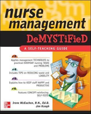 Nurse Management Demystified by Irene McEachen image