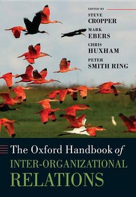 The Oxford Handbook of Inter-Organizational Relations image
