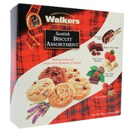 Walker's Scottish Biscuit Assortment 500g
