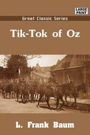 Tik-Tok of Oz by L.Frank Baum image