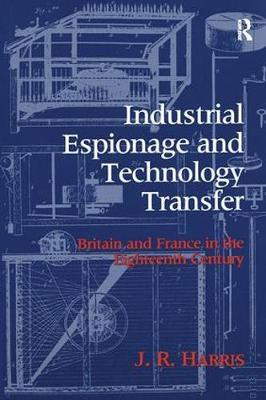 Industrial Espionage and Technology Transfer by John R. Harris image