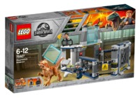 LEGO Jurassic World - Stygimoloch Laboratory Breakout (75927)