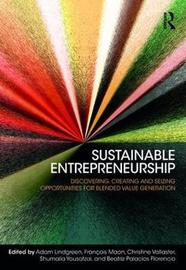 Sustainable Entrepreneurship by Adam Lindgreen