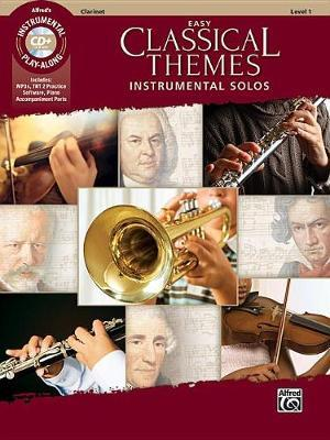 Easy Classical Themes Instrumental Solos image