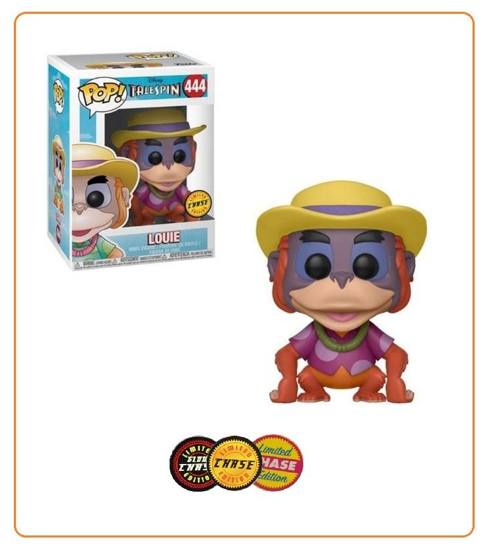 TaleSpin - Louie Pop! Vinyl Figure (with a chance for a Chase version!) image