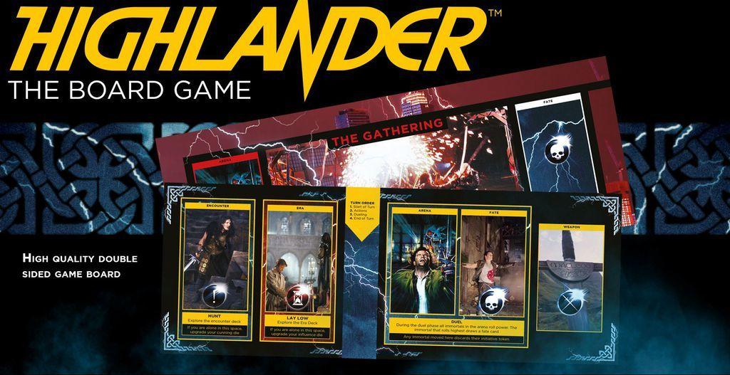 Highlander - The Board Game image