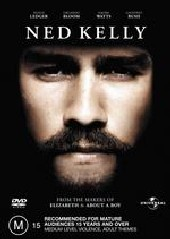 Ned Kelly on DVD