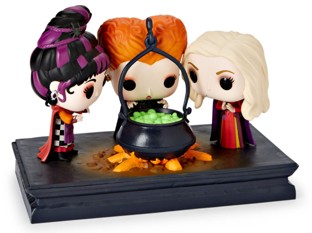 Hocus Pocus - Sanderson Sisters Pop! Movie Moment Figure