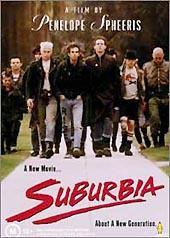 Suburbia on DVD