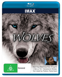 IMAX: Wolves on Blu-ray