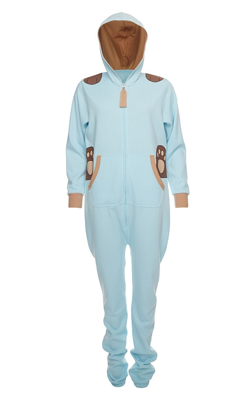 Hidden Belle Piggyback Bear Women's Jumpsuit