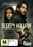 Sleepy Hollow - The Complete First Season on DVD