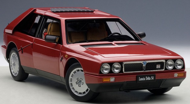1/18 lancia delta s4 (red) | at mighty ape nz