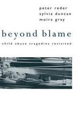 Beyond Blame by Peter Reder