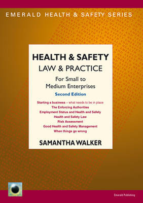 Health & Safety Law & Practice by Samantha Walker