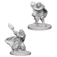 D&D Nolzurs Marvelous: Unpainted Miniatures - Dwarf Female Wizard