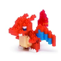 nanoblock: Pokemon - Charizard