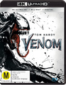 Venom on UHD Blu-ray