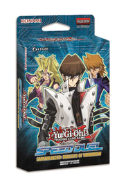 Yu-Gi-Oh TCG Speed Deck: Duelists of Tomorrow