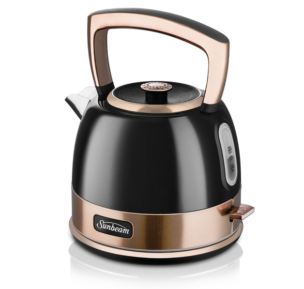 Sunbeam: New York Collection Pot Kettle - Black Bronze