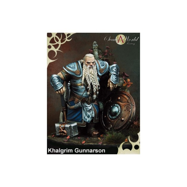 Scale75: 1:24 Khalgrim Gunnarson Figure