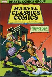 Marvel Classics Comics Omnibus by Doug Moench
