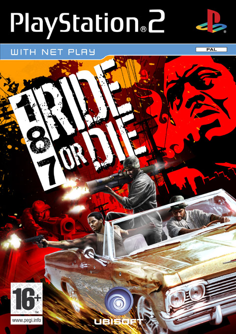 187 Ride or Die for PlayStation 2 image