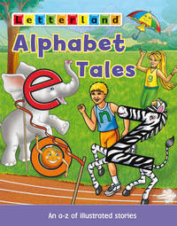 Alphabet Tales by Lyn Wendon image