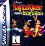 Disneys Magical Quest Starring Mickey And Minnie for Game Boy Advance