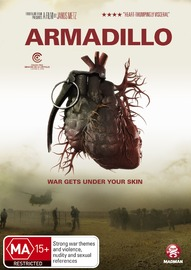 Armadillo on DVD