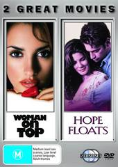 Woman On Top / Hope Floats on DVD