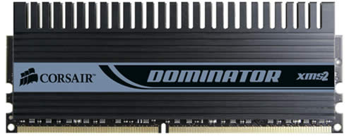 Corsair 1Gbx2 DDR2-800 CorsDHX C4 image