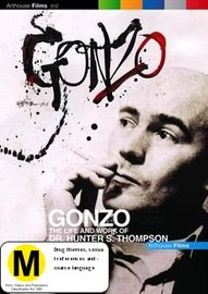 Gonzo - The Life and Work of Dr. Hunter S. Thompson on DVD