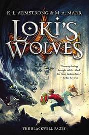 Loki's Wolves by K L Armstrong
