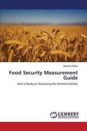 Food Security Measurement Guide by Rafiei Morteza