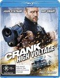 Crank 2: High Voltage on Blu-ray