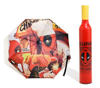 Marvel: Deadpool Chimichanga Bottle Umbrella