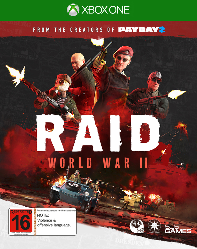 RAID: World War II for Xbox One